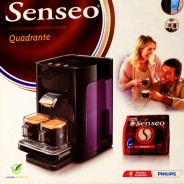 Philips Senseo Quadrante HD7862