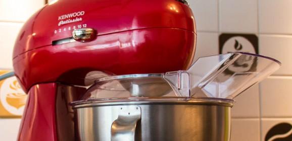 Produkttest Küchenmaschine Kenwood Patissier MX271