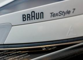 Produkttest – Bügeleisen Braun Texstyle7