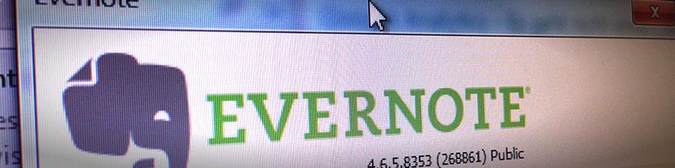 Fehler beim Evernote Update beheben