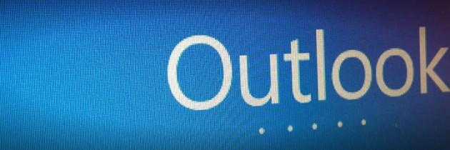 Outlook Daten richtig sichern