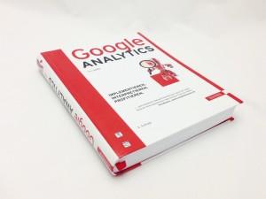 Buch Google Analytics Vorderseite