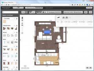 kurztest kostenloser online raumplaner blogs54. Black Bedroom Furniture Sets. Home Design Ideas