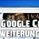 Meine wichtigsten Erweiterungen im Chrome Browser