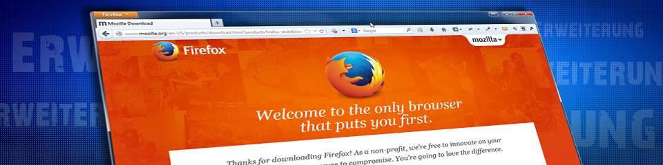 Meine wichtigsten Plugins im Firefox
