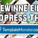 WordPress-Theme von TemplateMonster auf Blogs54 zu gewinnen