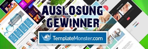 Auswertung – Gewinnspiel WordPress Premium Theme