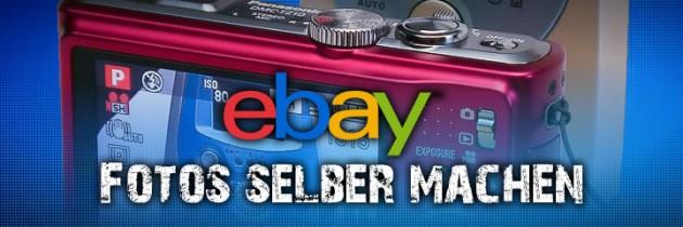 Einfach gute Produktfotos für eBay erstellen