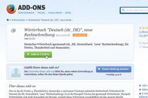 Wörterbuch-Installationstarten
