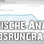 Realistische Absprungrate bei Google Analyics