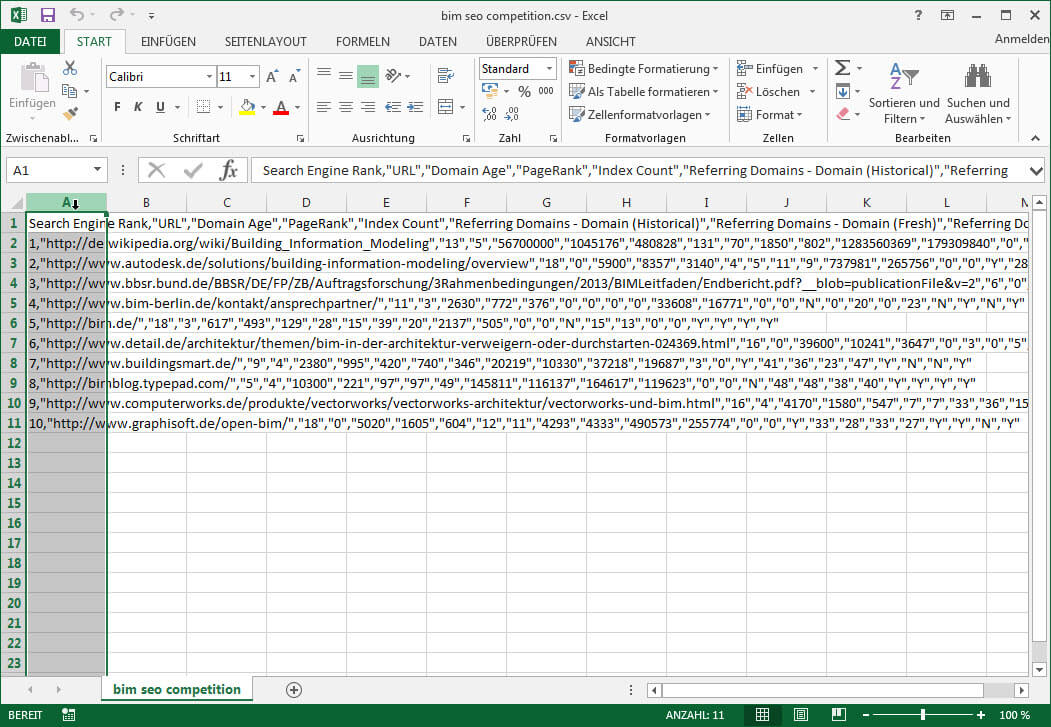 CSV in Excel richtig importieren, so geht\'s › Blogs54