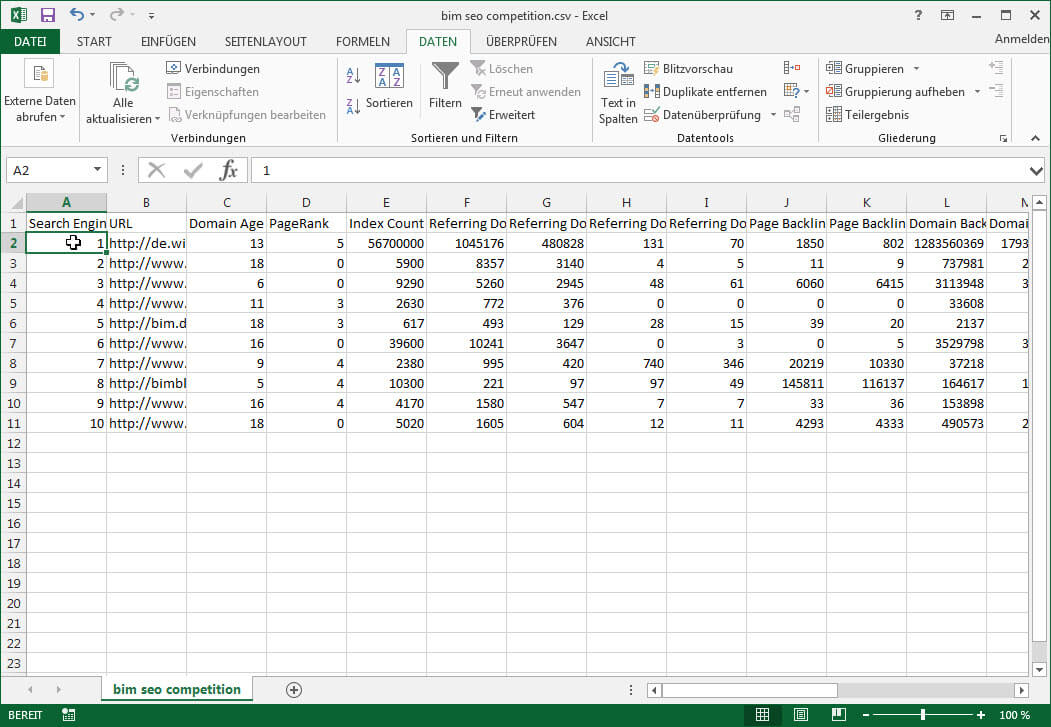 how to change csv to excel