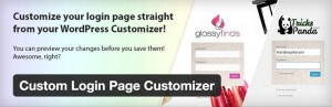 Wordpress Plugin Custom Login Page Customizer