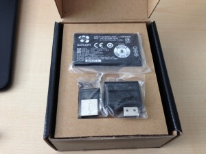 Wacom Wireless Kit im Intuos einsetzen