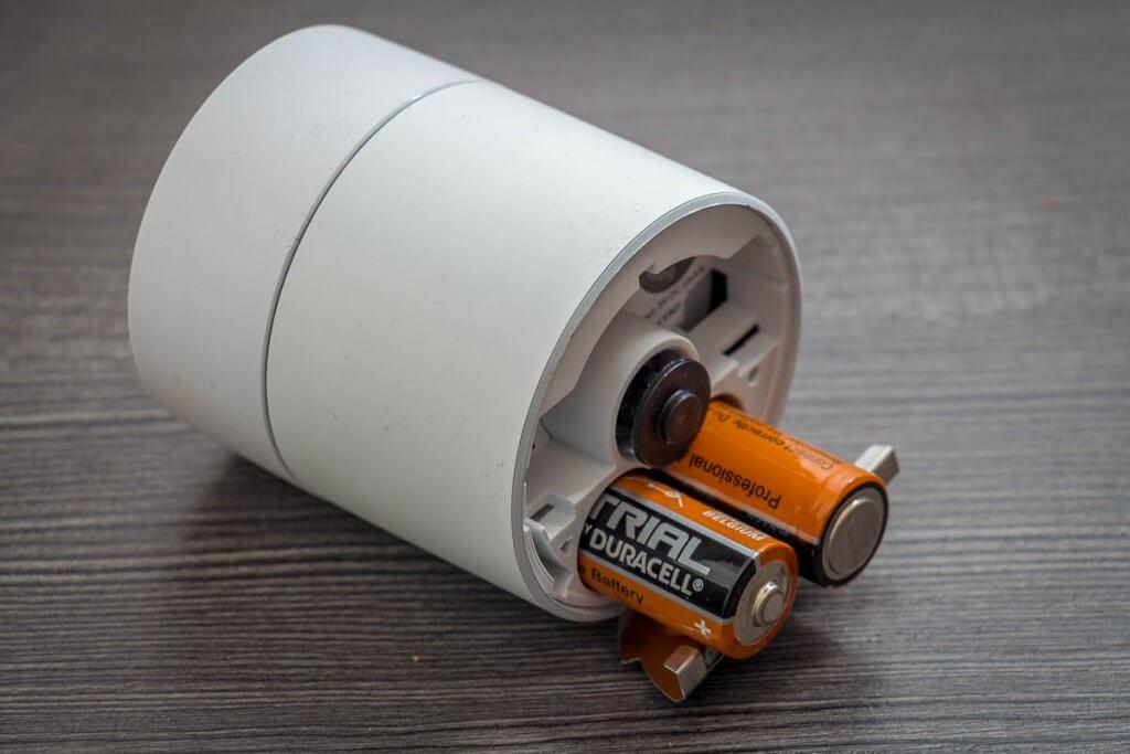 Tado Thermostat mit Batterien