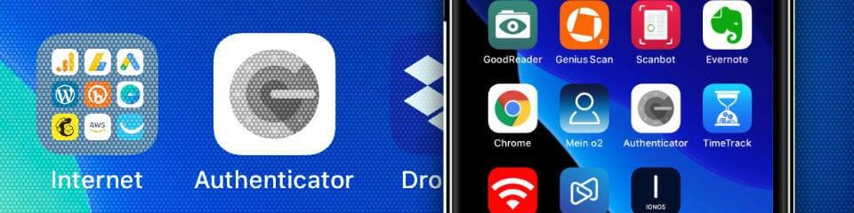 Google Authenticator auf anderes Smartphone umziehen
