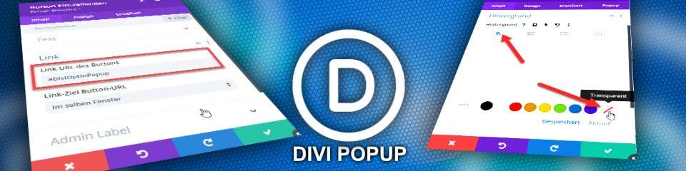 Divi – OptIn Popup mit kostenlosen Plugin realisieren