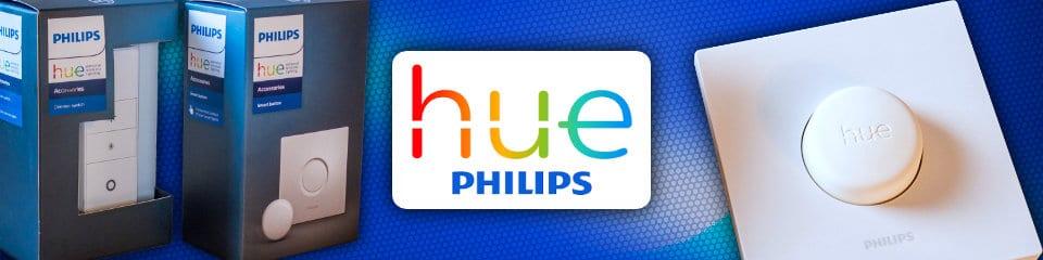 Philips Hue Smart Button –  die Alternative zum Lichtschalter