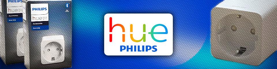 Die Smarte Funk Steckdose von Philips HUE im Einsatz und Test