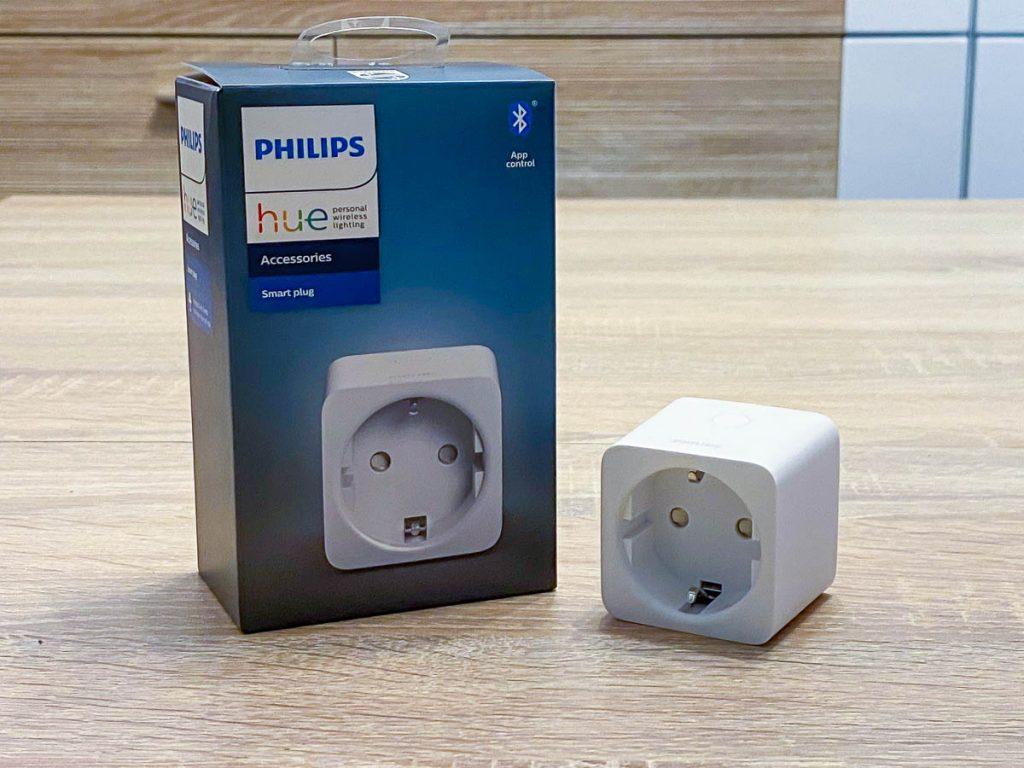 Verpackung Smart Plug