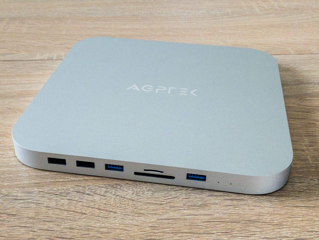 USB-C Hub für Mac Mini von AGPTEK
