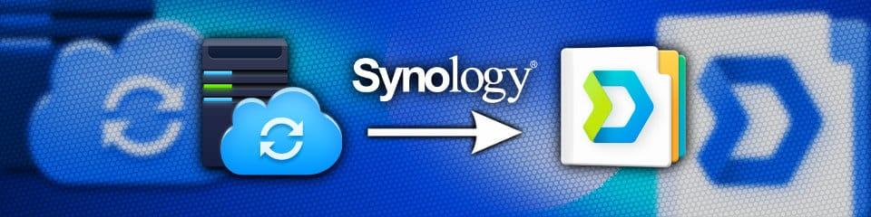 Upgrade von Cloudstation zu Synology Dive – So läufts ab!