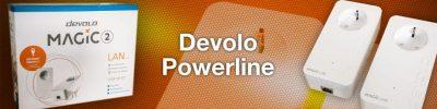 Netzwerk bis zu 2400 Mbit über die Stromleitung – Devolo Magic 2 LAN